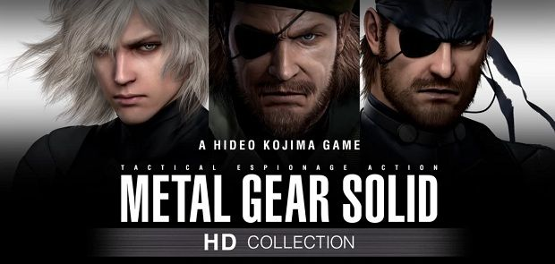 MGS HD Collection : Trailer de sortie