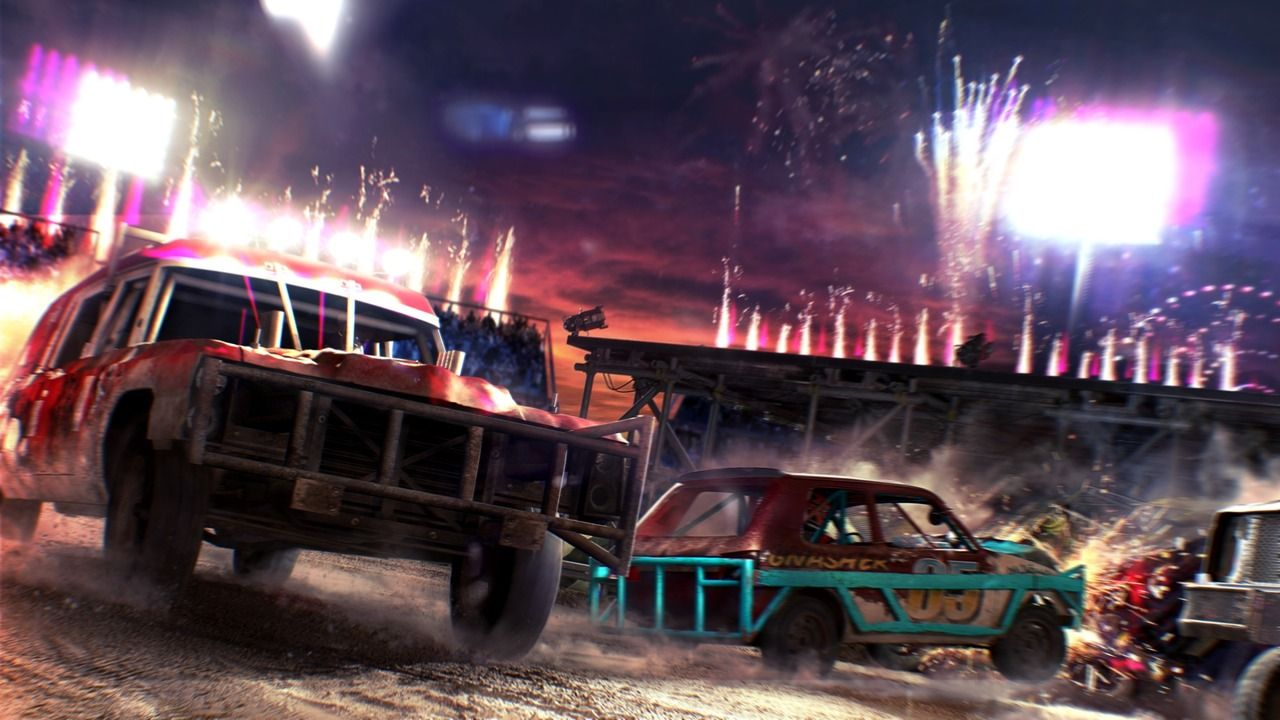 DiRT Showdown : nouveau trailer