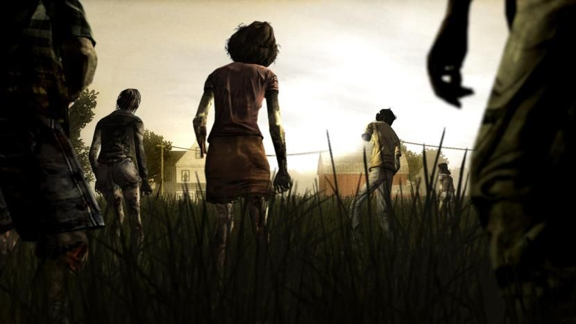 Walking Dead : Et un trailer de zombie, un !