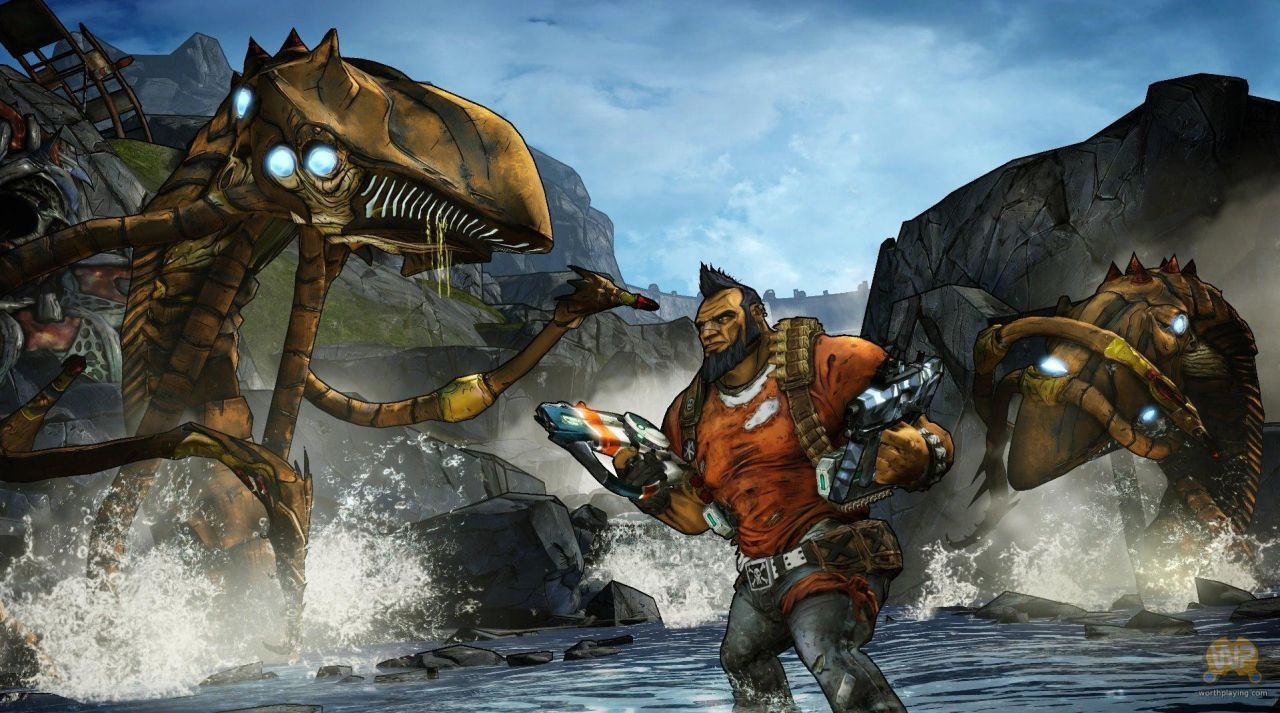Borderlands 2 : Notre preview !