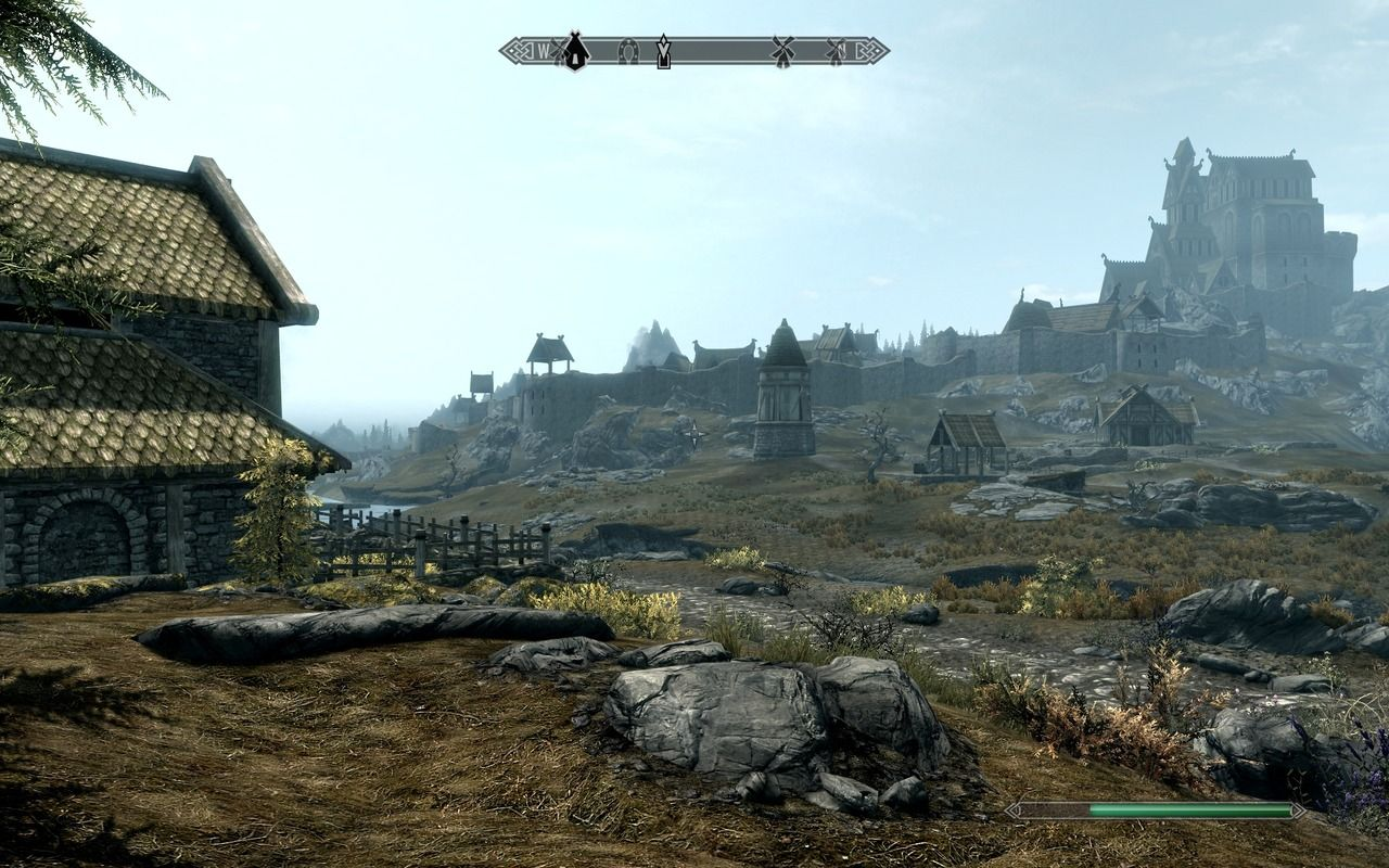 Skyrim Dawnguard : L'extension arrive !