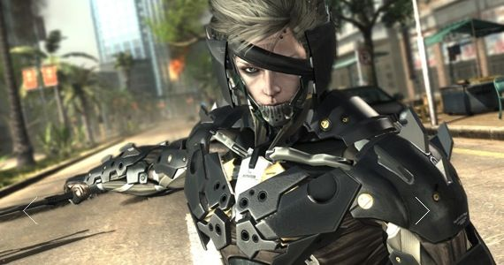 Metal Gear Rising Revengeance : Son lot de DLC