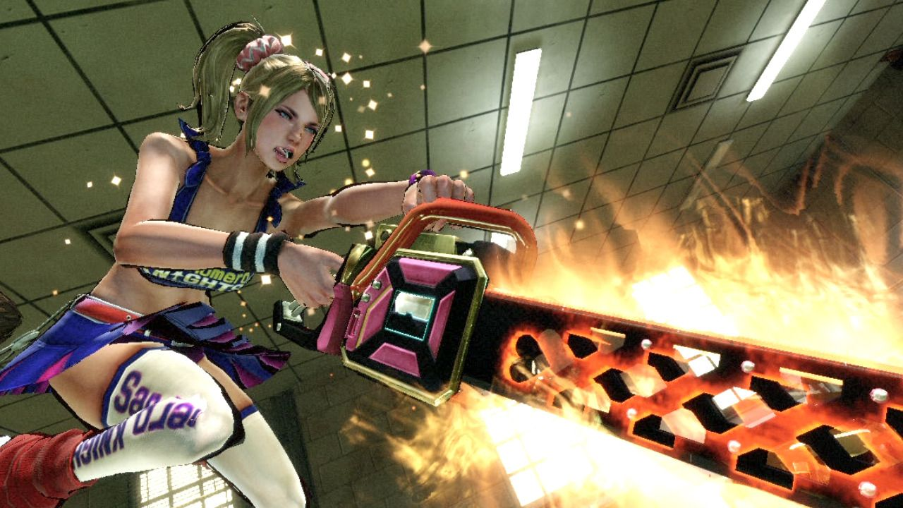 Lollipop Chainsaw : un dernier trailer !