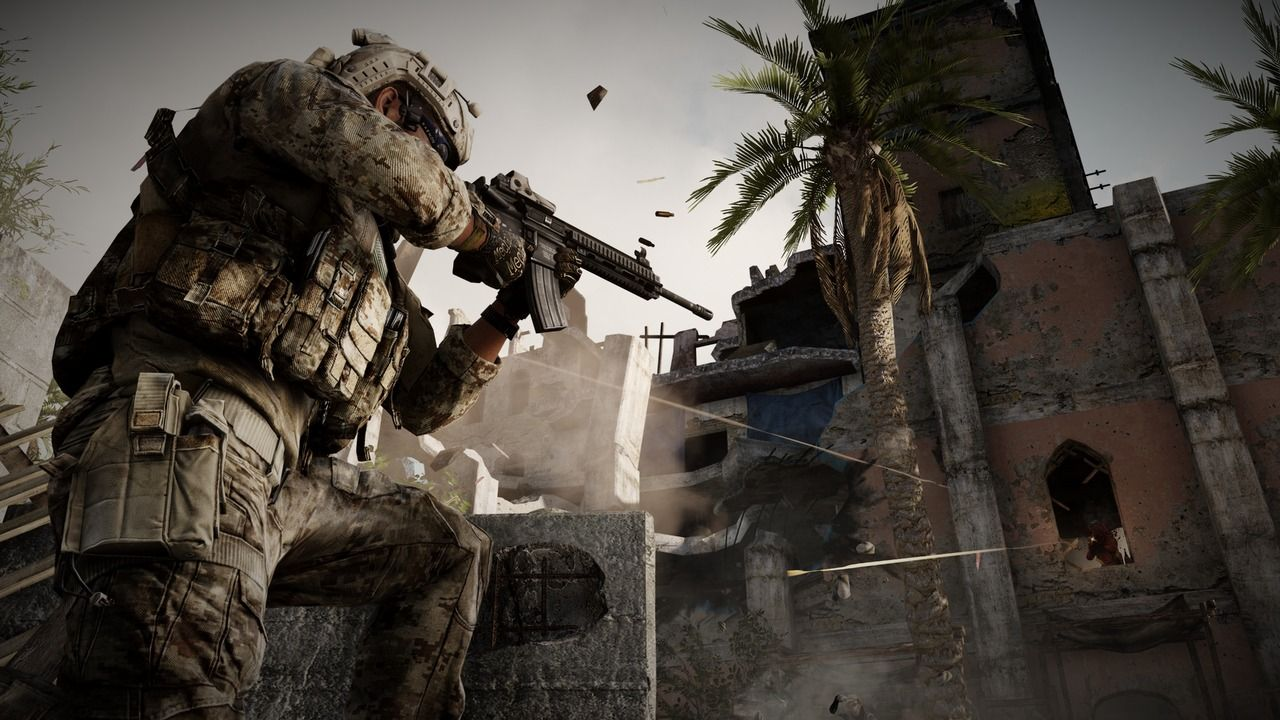 Medal of Honor Warfighter : En vidéo !