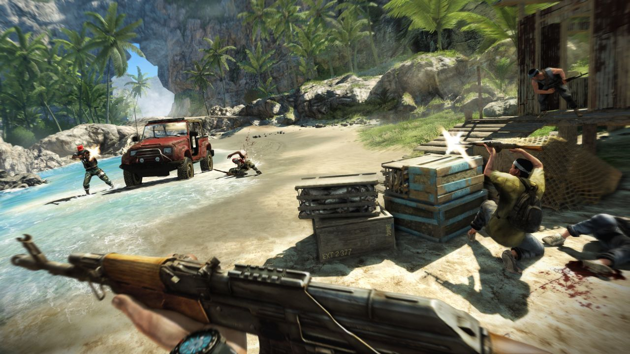 Far Cry 3 reporté !