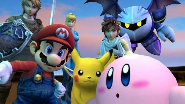 Super Smash Bros WiiU : Deux messages de réconfort