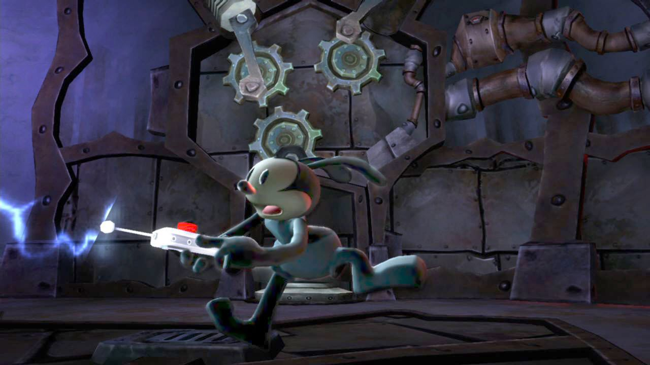 Epic Mickey 2 : The Power of Two en vidéo