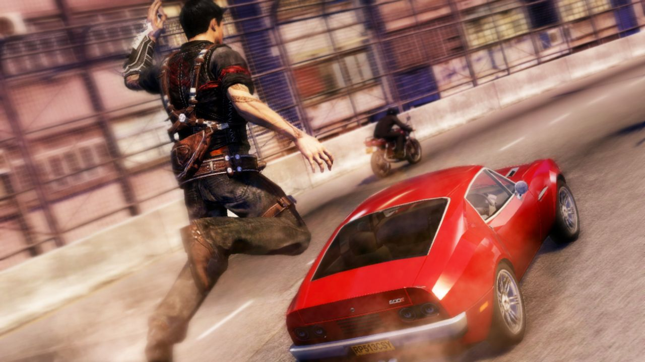 Sleeping Dogs : Just Cause ?