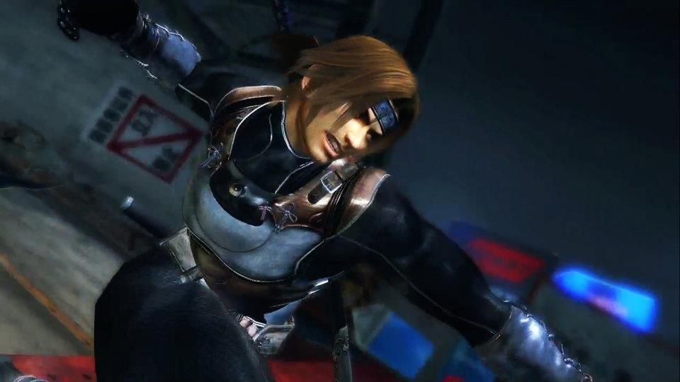 Dead or Alive 5 : Hayate affronte Leifang !