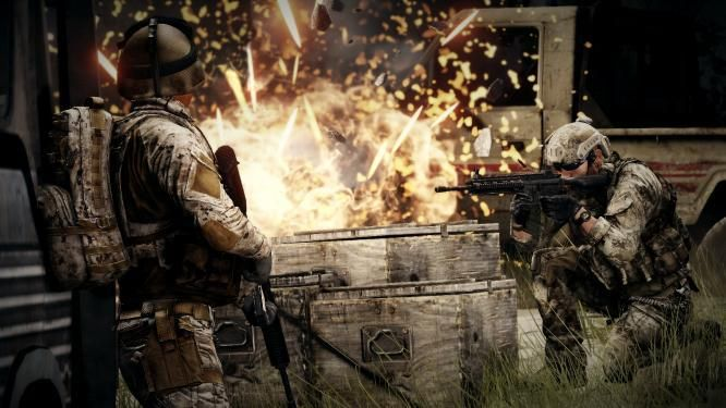 Medal of Honor : Warfighter en images !