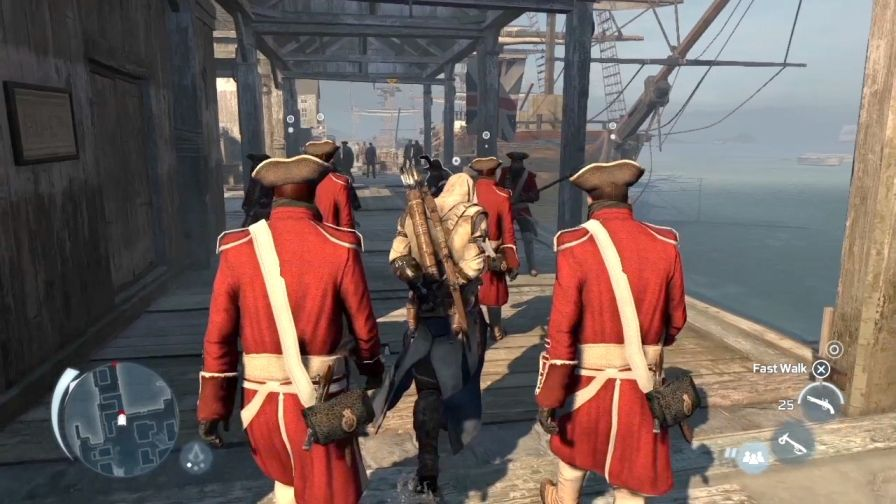 Assassin's Creed 3 : The Big Trailer !