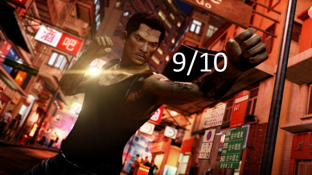 Sleeping Dogs : Un 9/10 !