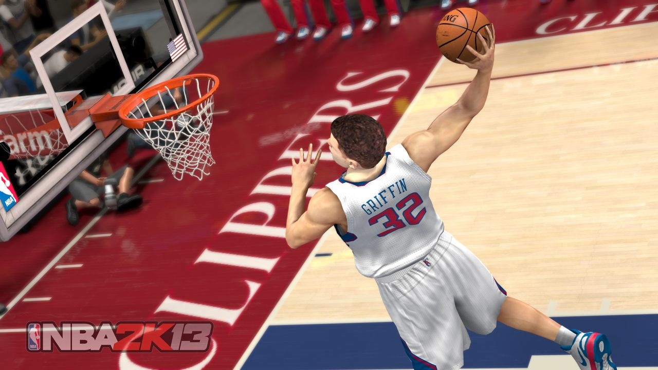 NBA 2K13 : Kinect compatible, pas de PS Move