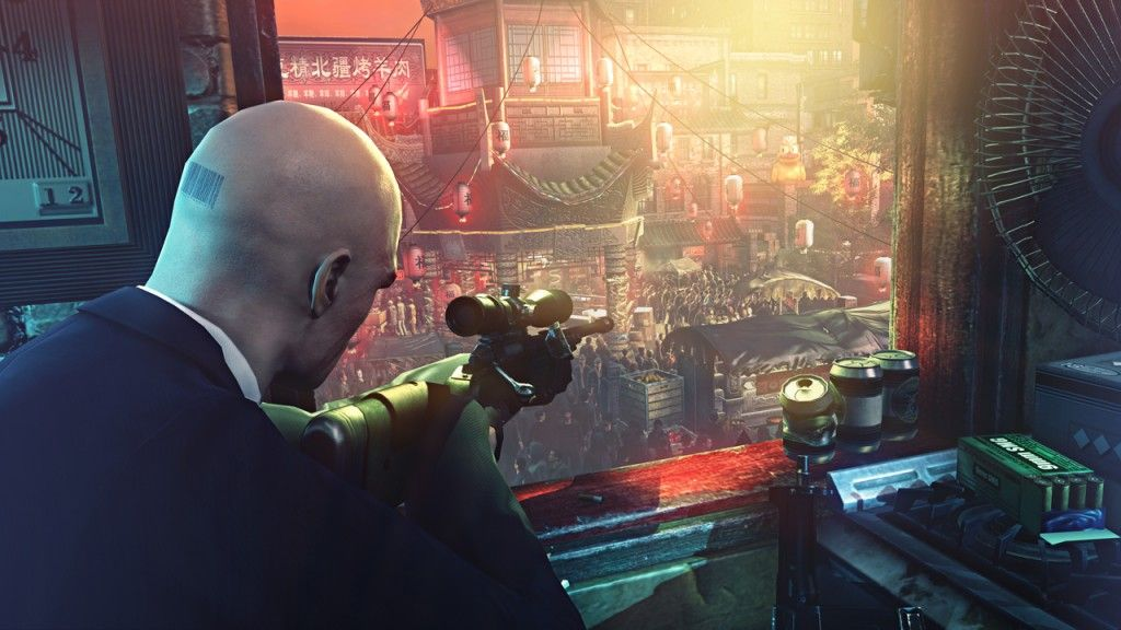 Hitman Absolution : Du nouveau à la Gamescom