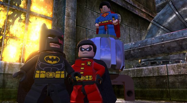 LEGO Batman 2 DC Super Heroes : Double DLC