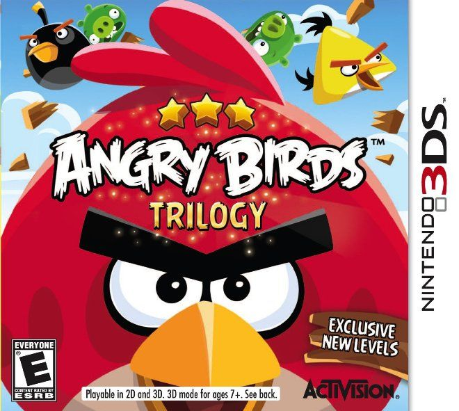 Angry Birds Trilogy : les images