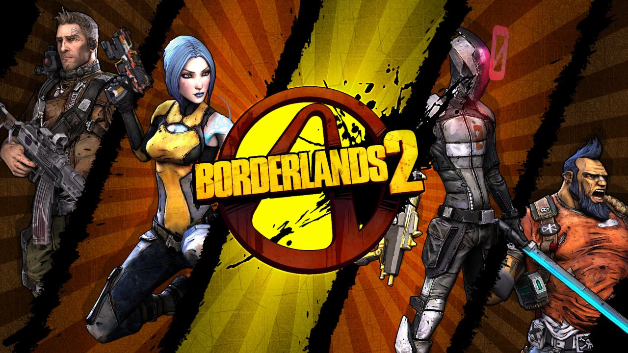 Borderlands 2 : En mode Gold !