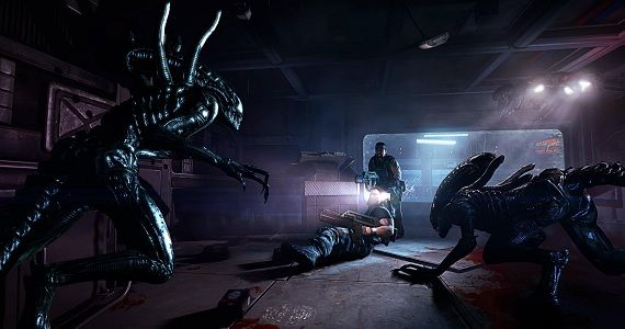 Aliens Colonial Marines : Le mode
