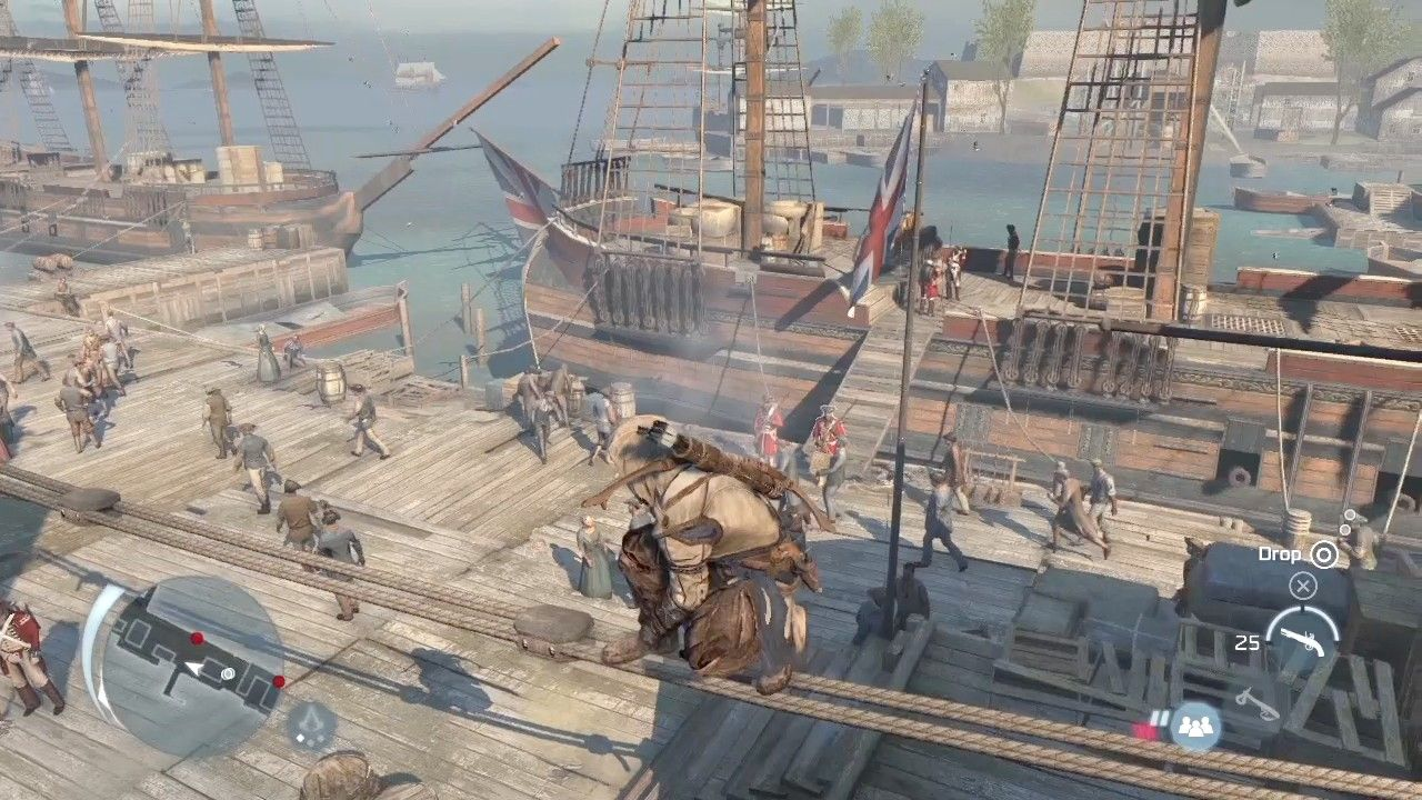 Assassin's Creed III : Des défis mensuel