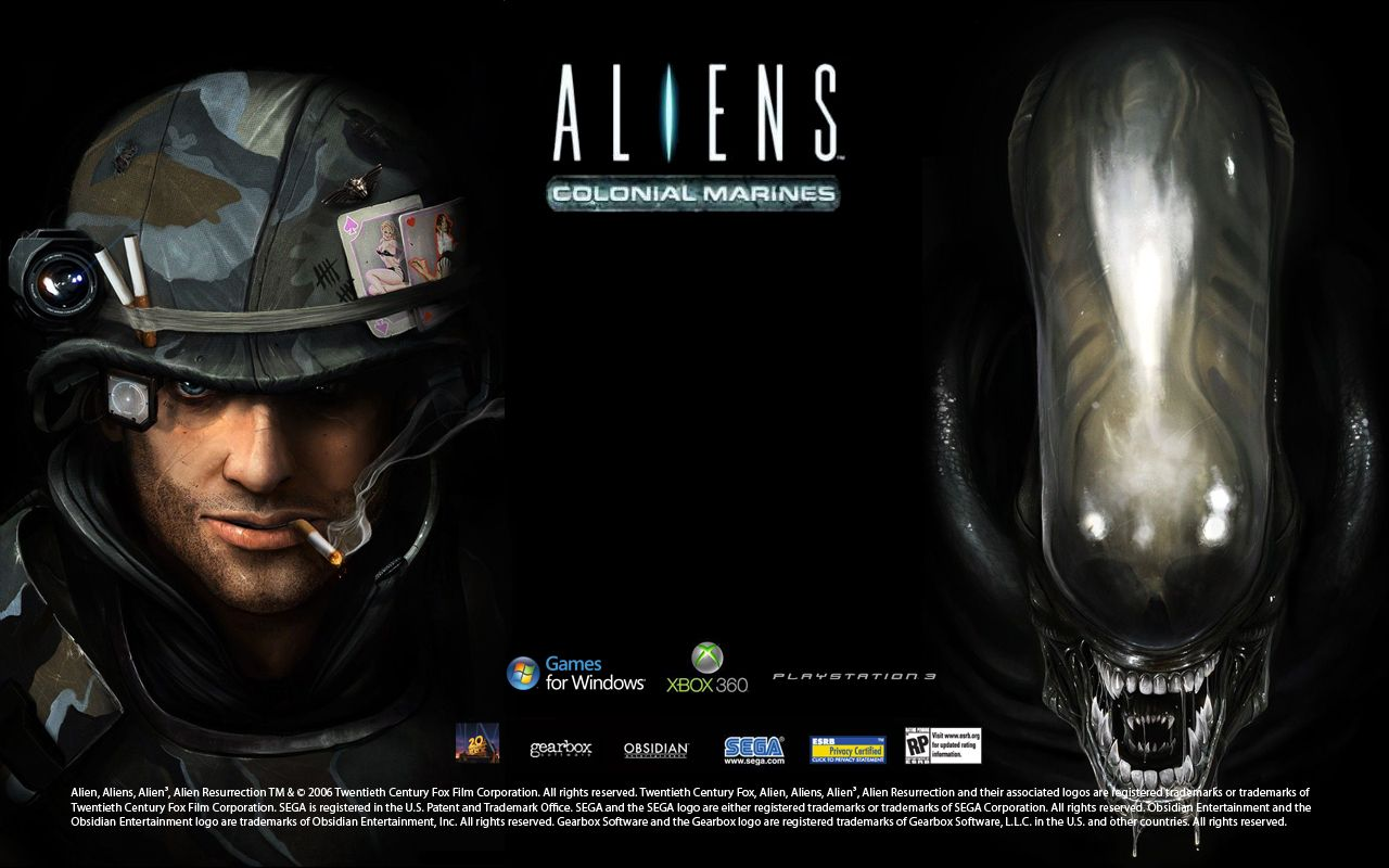 Aliens Colonial Marines : Lot d'images