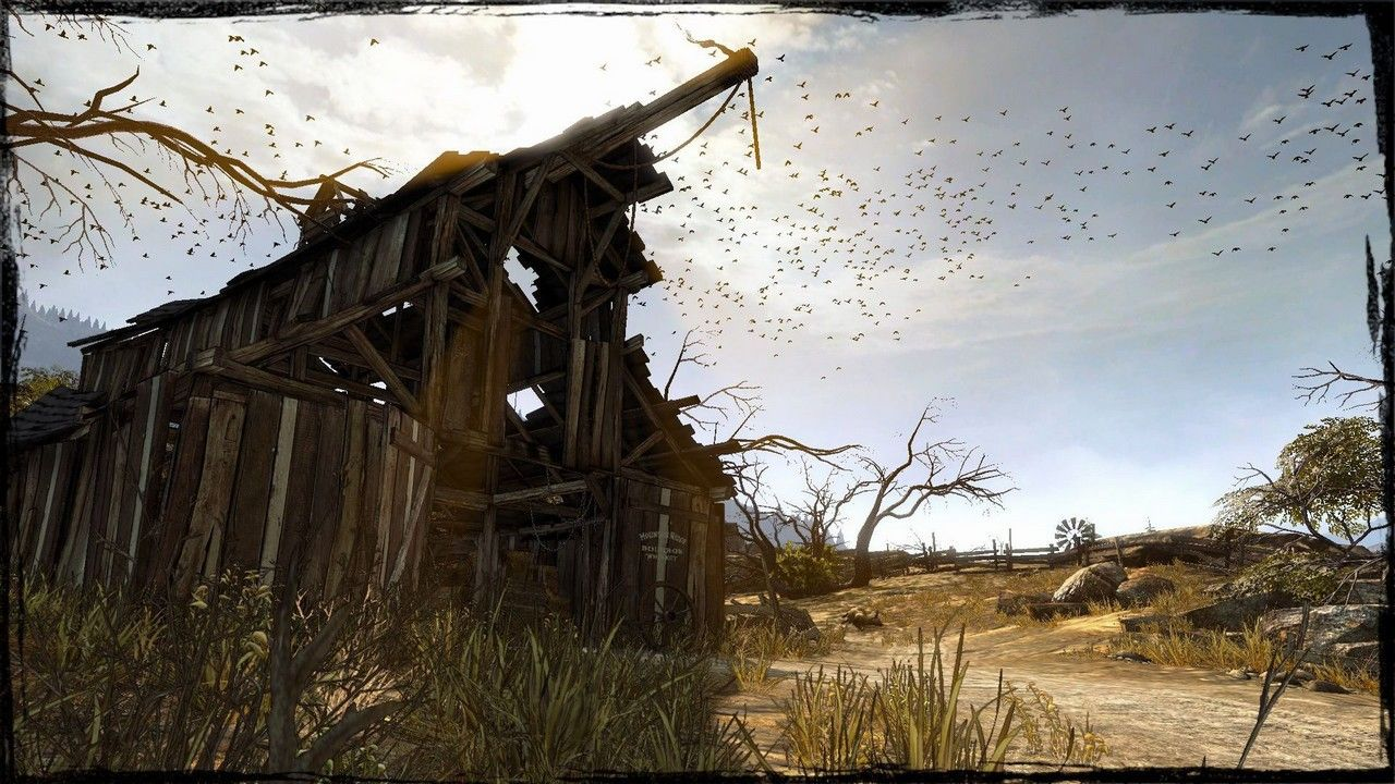 Call of Juarez Gunslinger : 1 screen, 1 seul !