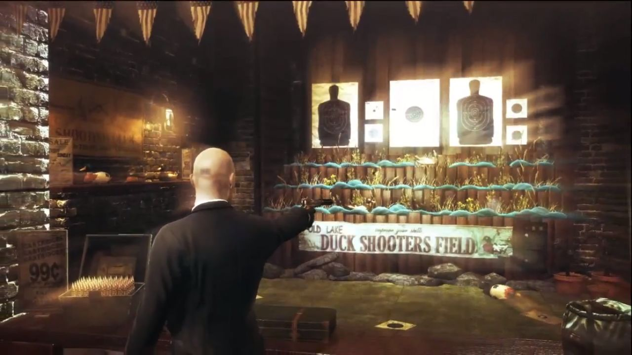 Hitman Absolution : Un arsenal en tout genre !