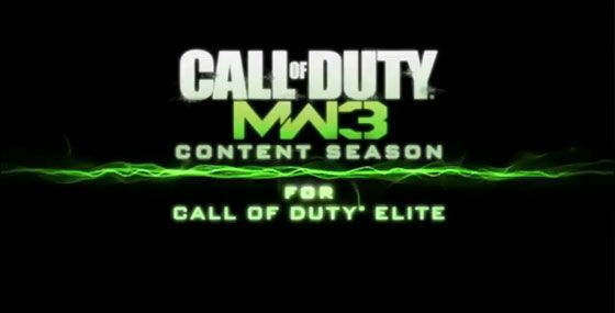Modern Warfare 3 : Les add-on