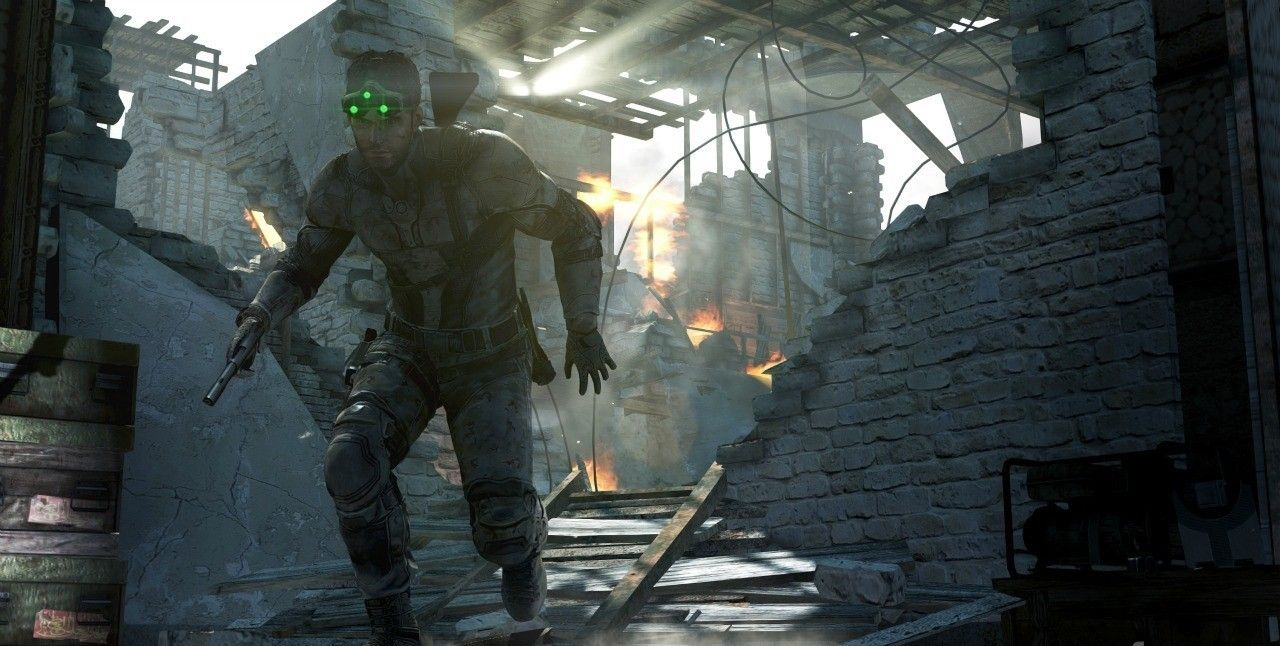 Splinter Cell Blacklist : nouveau trailer
