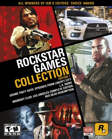 Rockstar Games Collection : Edition 1