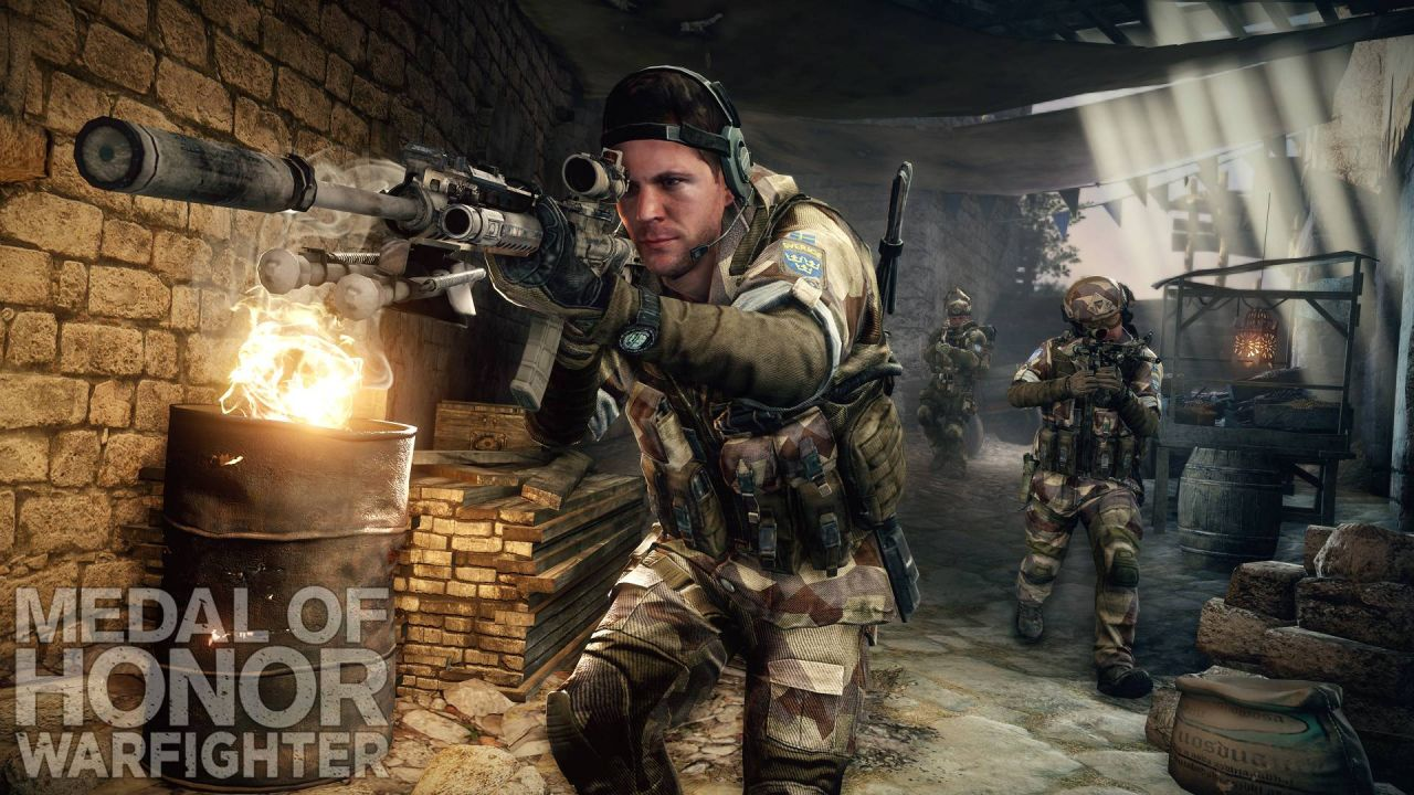Medal of Honor Warfighter : Images du multi