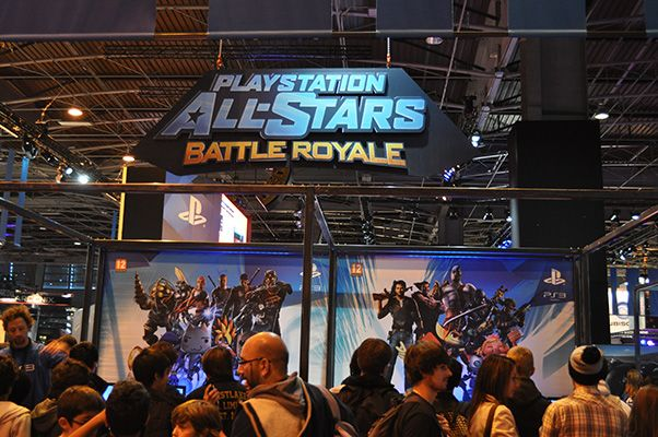 PGW 2012 : Playstation all star battle royale