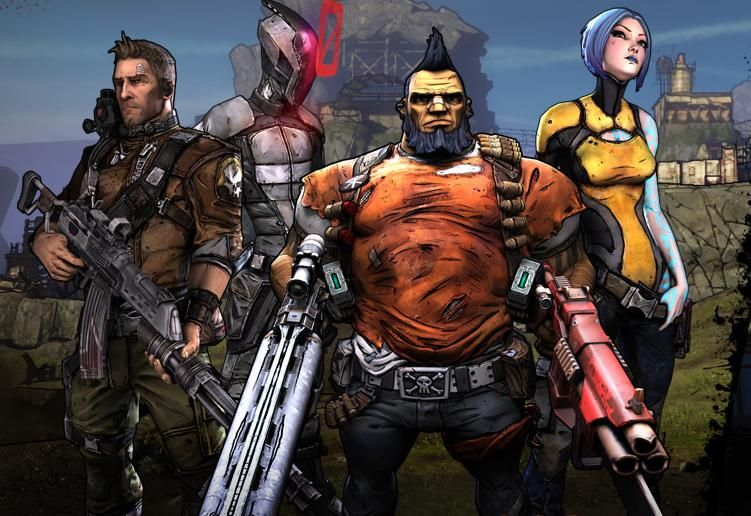 Borderlands 2 : Extension de classes à venir !