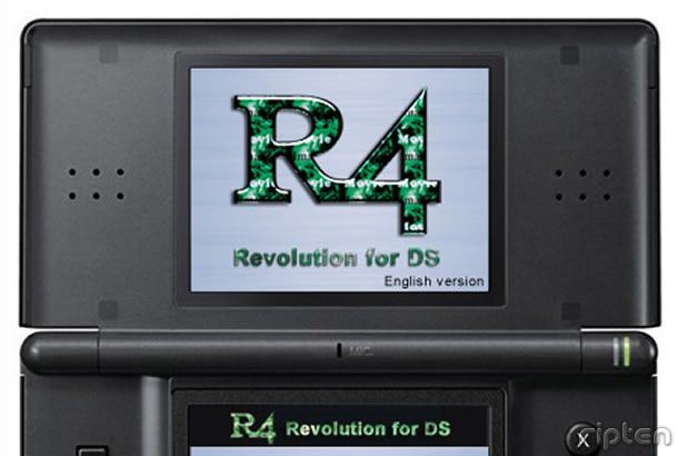 Nintendo : Interdiction de cartouche R4 au JAPON
