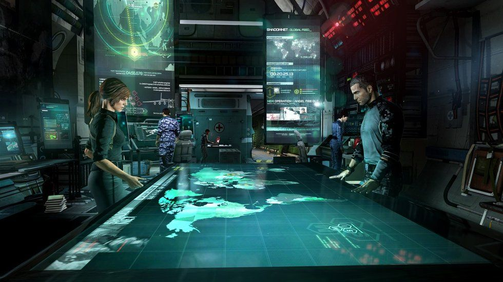 Splinter Cell Blacklist : de l'infiltration pour 2013 !