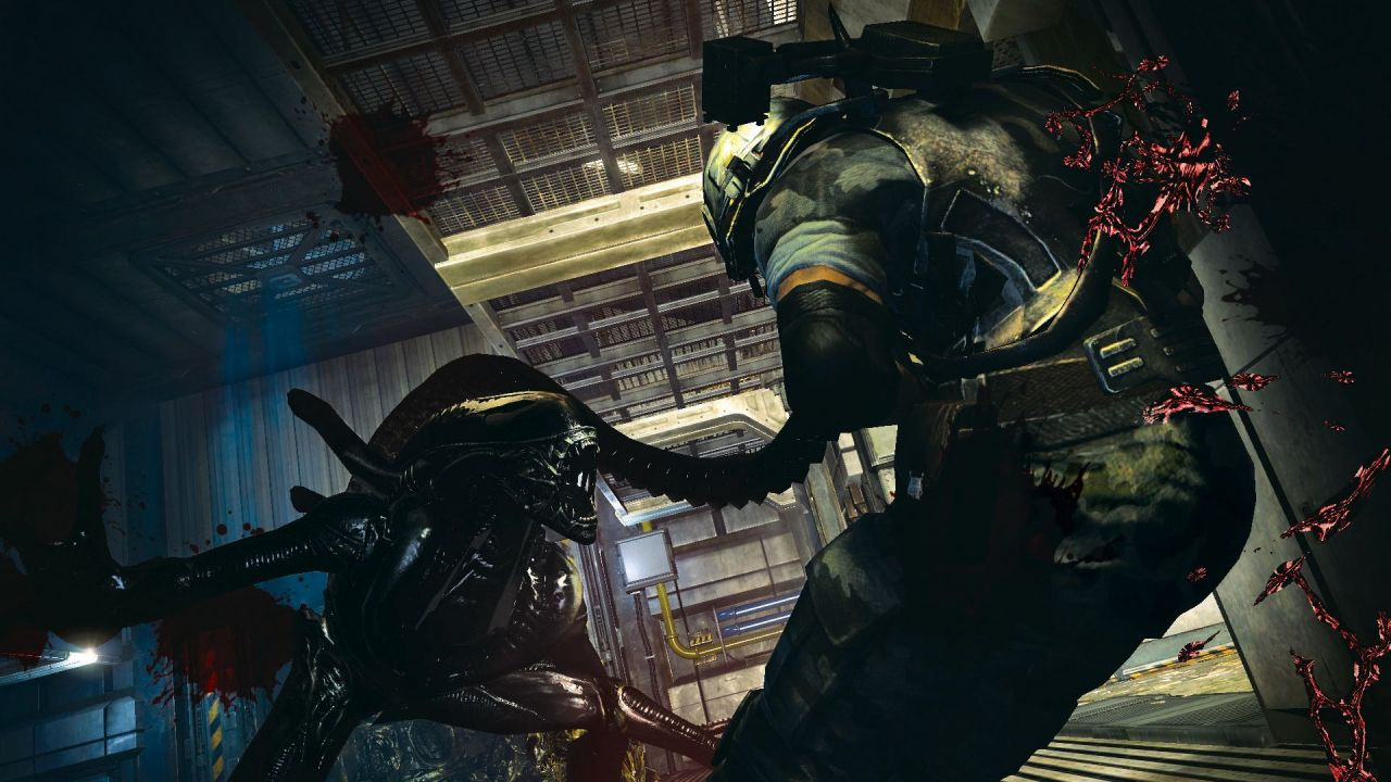 Aliens Colonial Marines : sypnosys en trailer !