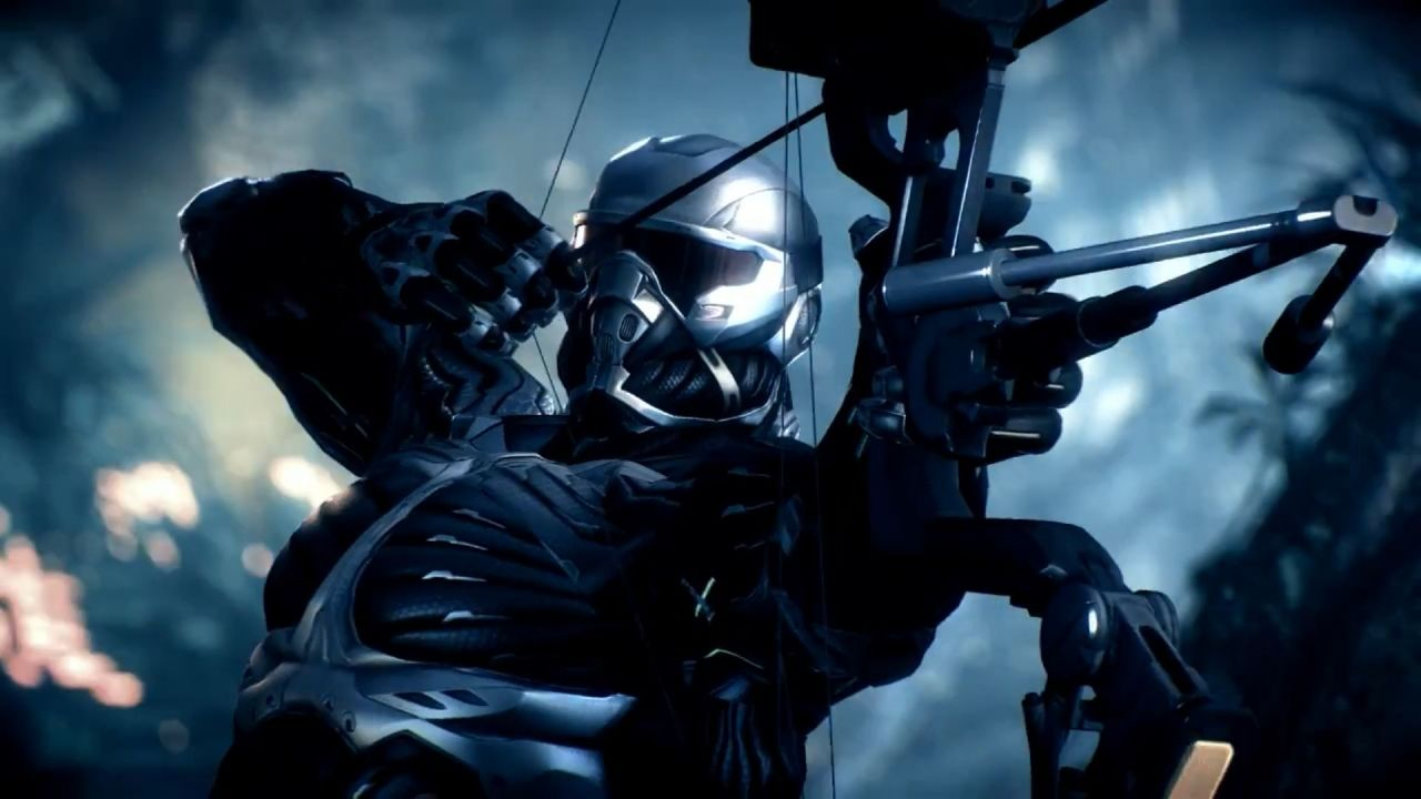 Crysis 3 : Les champs - gameplay -