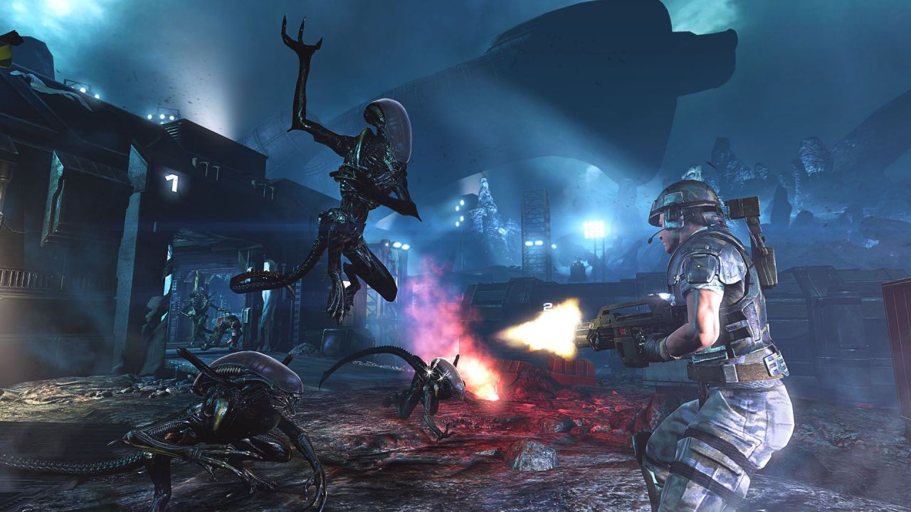 Aliens Colonial Marines : un nouveau trailer