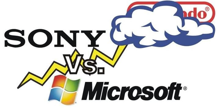 Sony VS Microsoft : La concurrence continue...