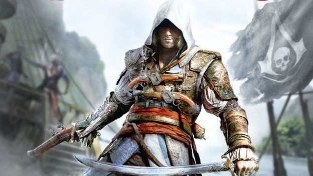Assassin's Creed 4 Black Flag : Le trailer !