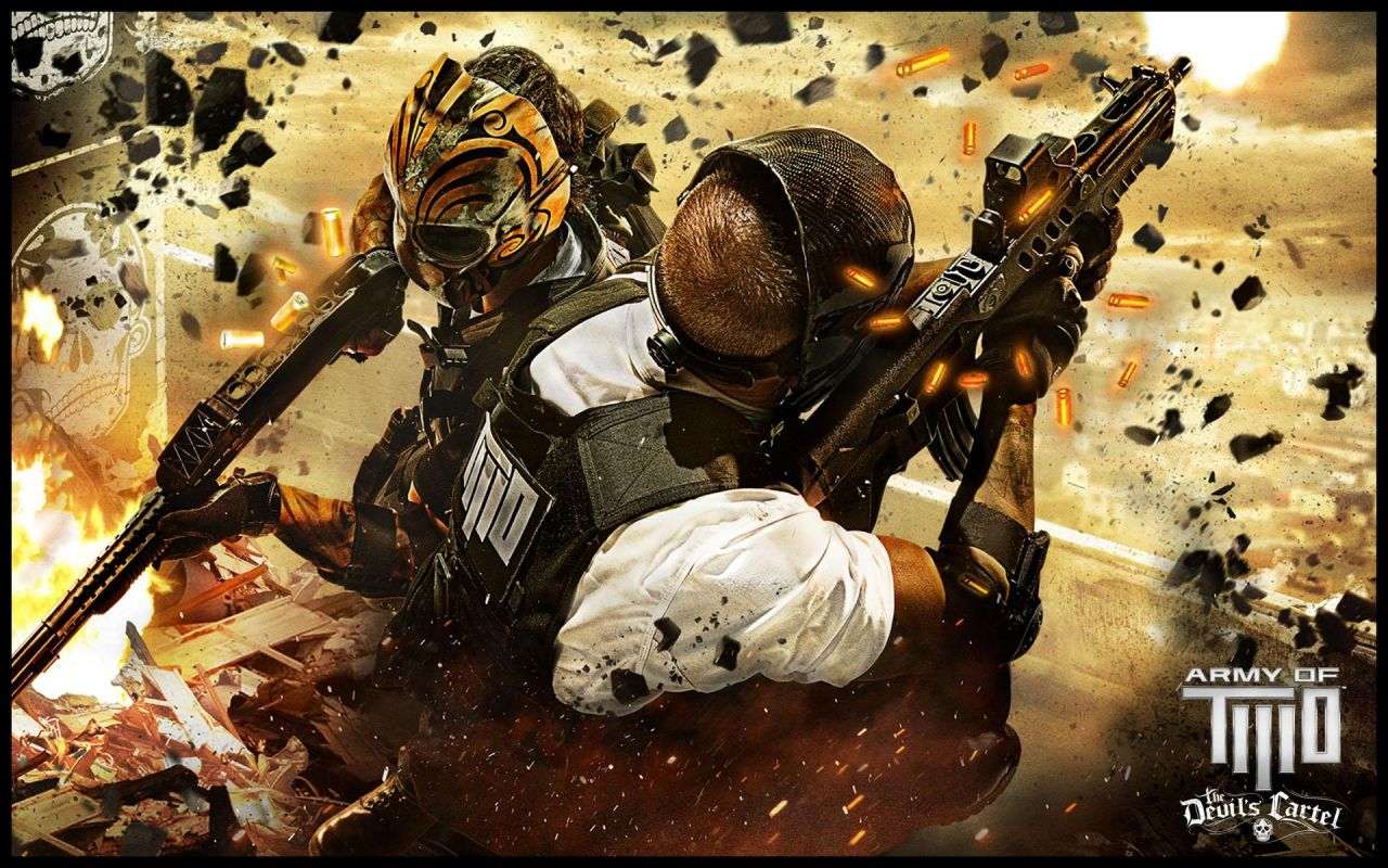 Army Of Two - The Devil's Cartel : Une démo !