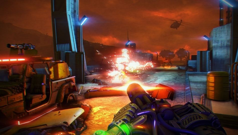 Far Cry 3 Blood Dragon : Le trailer arrive...