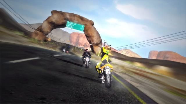 Road Redemption : Le nouveau Road Rash !