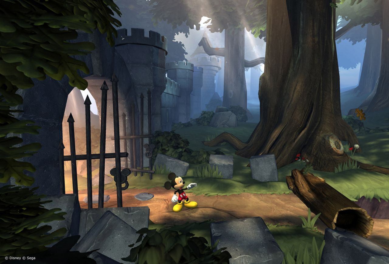 Castle of Illusion : Sega fait revenir Mickey (trailer)