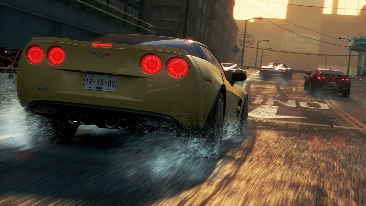 Criterion Games : plus de jeux de course !