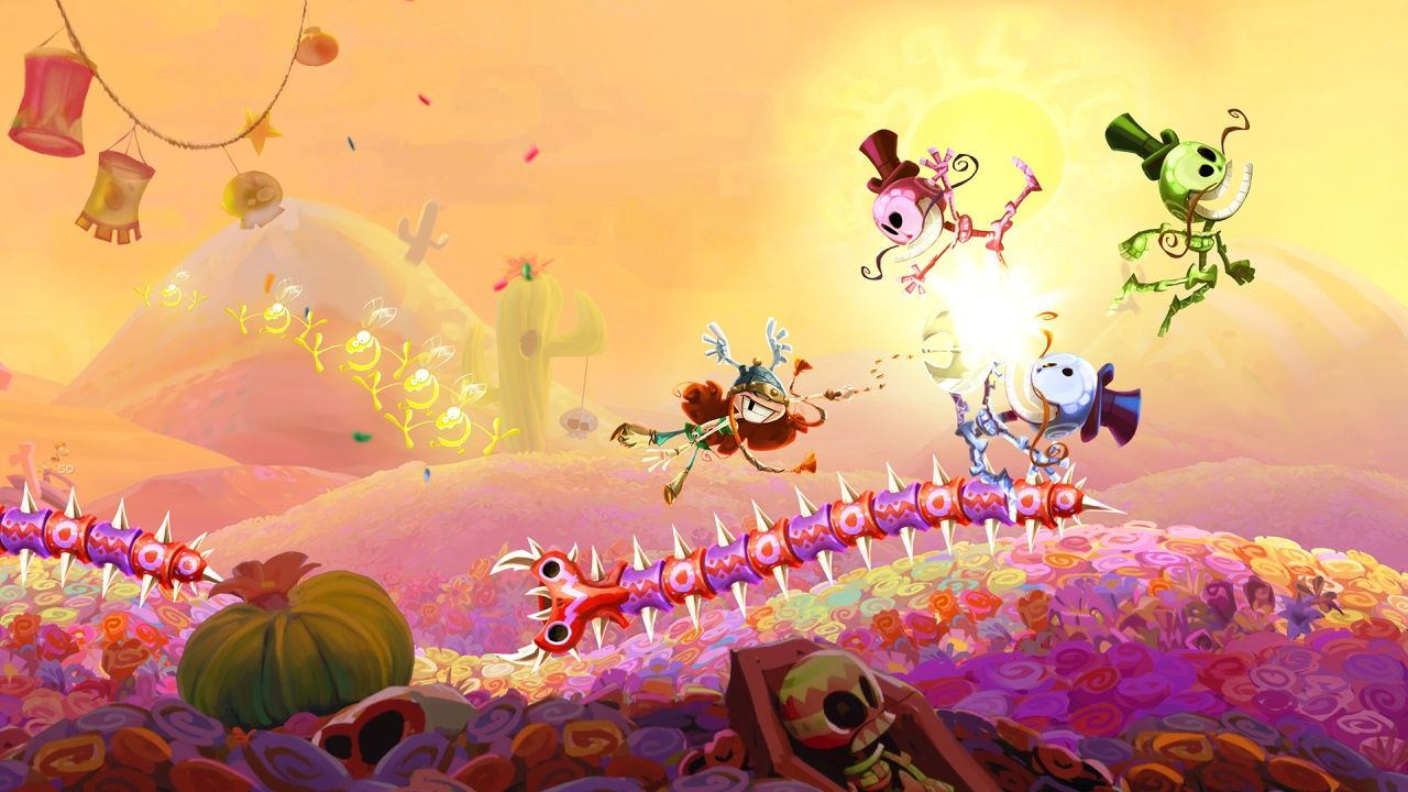 Rayman Legends : un trailer bien sympathique