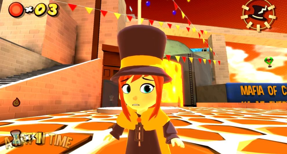 A Hat in Time : Un semblant de Zelda Wind Waker