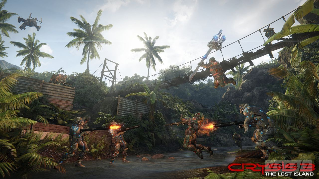 Crysis 3 - The Lost Island : DLC annoncé