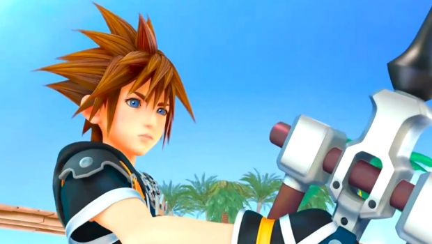 Kingdom Hearts 3 : Stade embryonnaire durant l'E3...