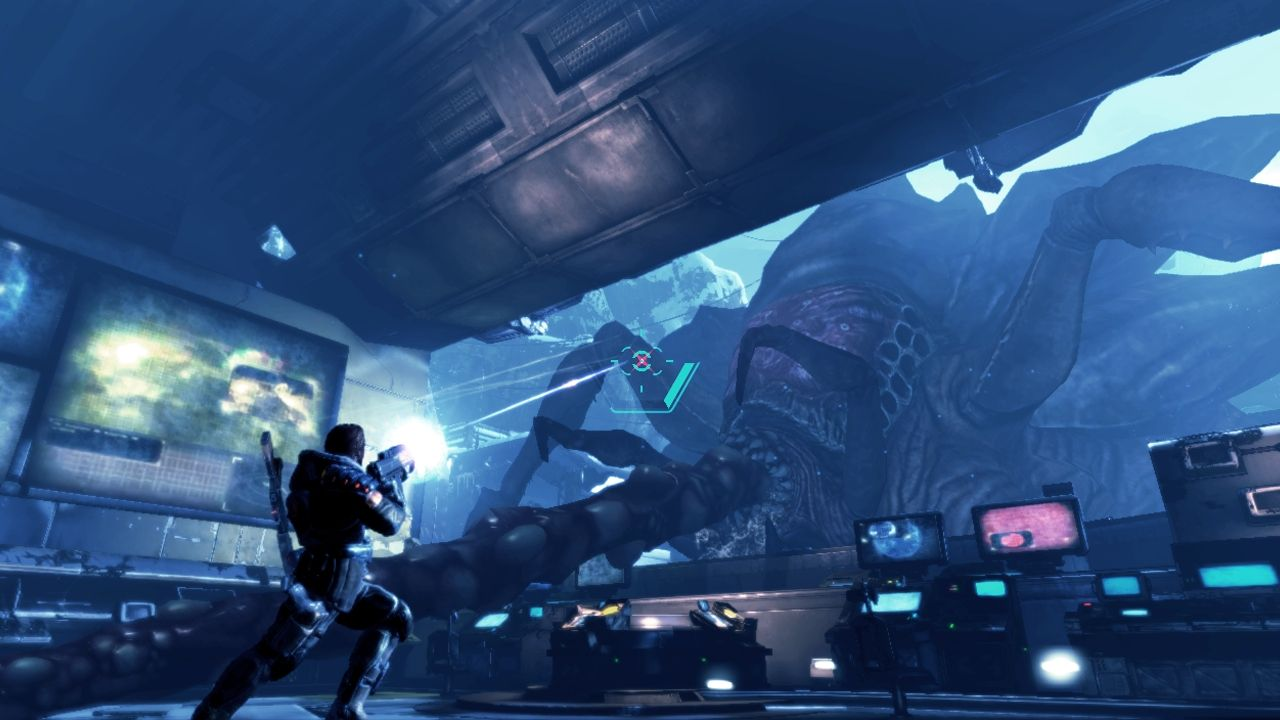 Lost Planet 3 : Vidéo de gameplay