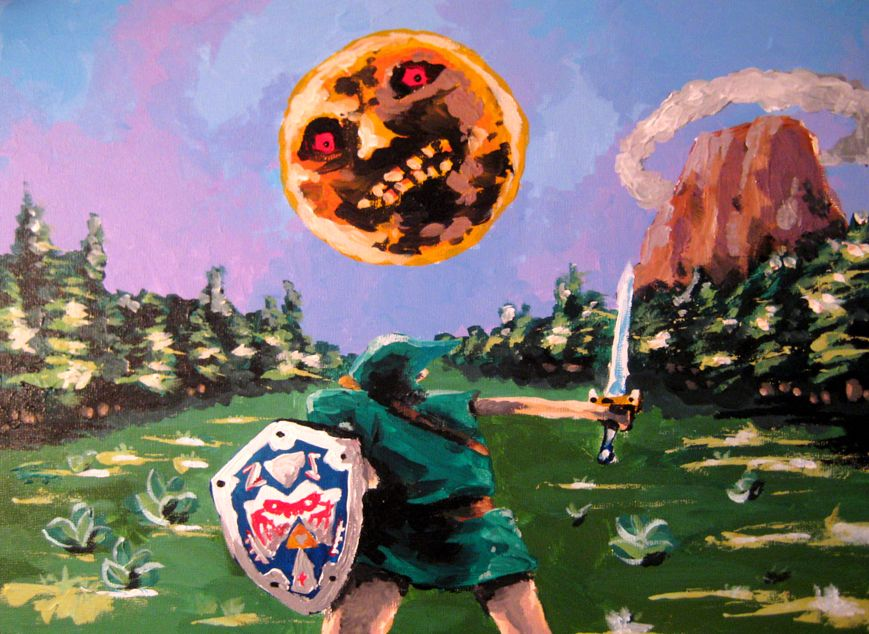 Zelda Majora's Mask : Possible retour...